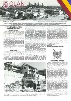 Clan 1987 Volume 42