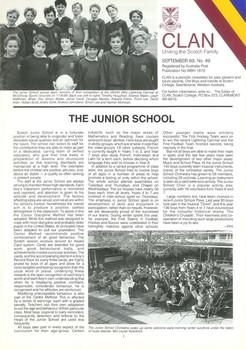 Clan 1989 Volume 49