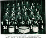 1964 Scotch College Pipe Band Pipes and Drums photograph