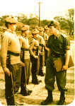 1965 Army Cadet Officers and N.C.O.s Military Camp Northam