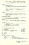 1965 Scotch College Cadet Unit March Out Parade Notes (page two)
