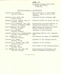 1965 Scotch College Cadet Unit March Out Parade Notes (page six)