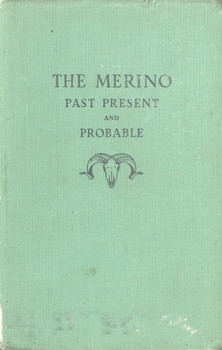 1948 The Merino Past Present and Probable Book awarded to David Pursar OSC