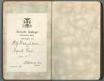 1897 - 1910 Records of Scotch College Claremont W.A.