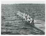1949 First Eight VIII Rowing Crew