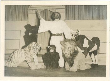 1956 Noah Dramatic Society Play photograph