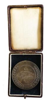 1911 Scotch College 100 Yards Championship Under 14 Medal