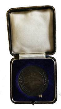 1911 Scotch College 220 Yards Championship Under 14 Medal