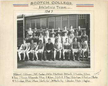 1947 Athletics Team
