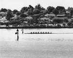 1993 Second Eight VIII participating in the Head of the River PSA Regatta