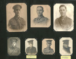 1914 - 1918 Portraits of Old Scotch Collegians and Masters WW1