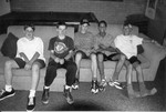 1998 Boarders at Hendry House
