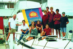 1998 Interschool Yacht Race at South Perth Yacht Club