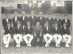 1950-1960s Cricket Team Eleven XI