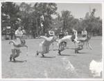1940-1950s Inter-house Athletics Race Start