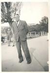 1940 - 1950s Staff Member (Bullfrog) Cecil Charles Priesley at Top Oval