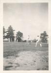 1940-1950s Cricket Match