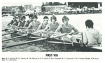 1979 Rowing Crew First Eight VIII