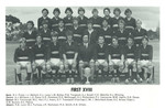 1979 Football Team First Eighteen XVIII