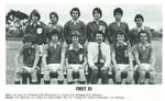 1979 Hockey Team First Eleven XI
