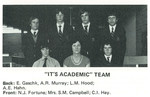 1979 Its Academic Team