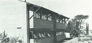 1979 Kennedy Building Science Building Extension