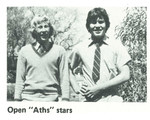 1979 Shearer House Open Athletics Stars