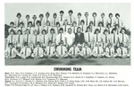1979 Swimming Team