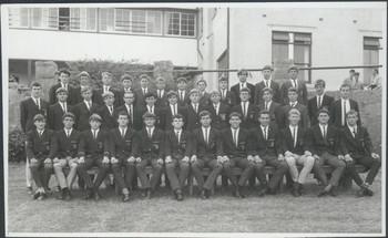 1960s Senior School Committee or Team