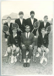 1969 Tennis Team First Six VI