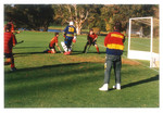 1999 Hockey Games on Playing Field