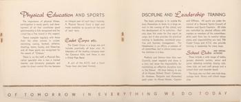 1950s Scotch College Prospectus Brochure