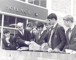 1969 Harold Broadbent Geology Teacher and Students