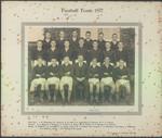 1937 Football Team Eighteen XVIII
