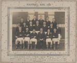 1936 Football Team Eighteen XVIII