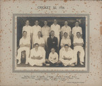 1936 Cricket Team Eleven XI