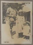 1914 - 1917 ANZAC album of William Bill Crookston Hobson OSC1907