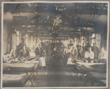 1916 'Christmas in Hospital'