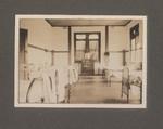 1925-1928 Boarding House Dormitory interior upstairs M-Block Building
