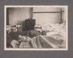 1925-1928 Boarding House Dormitory interior upstairs M-Block Building1925-1928 Jim Hodgson OSC1928 Photography Album Page