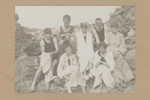 1919c Geoffrey Maxwells OSC1918 Family and Friends at Rottnest