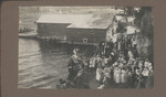 1916c Red Cross WW1 drive at the Scotch College Boatshed