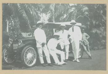 1916c Geoffrey Maxwell's OSC1918 Travel with Friends