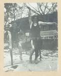 1915 - 1918 Photographic Album of Geoffrey Arthur Patrick Maxwell OSC1918