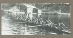 1915 Scotch College Rowing Crew Eight VIII Geoffrey Maxwell OSC1918 (stroke)
