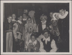 1955 The Scotch College Dramatic Society Production Play featuring students in costume
