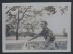 1953 Bike Tour of the South West with Teacher Mr C. S. Crocket