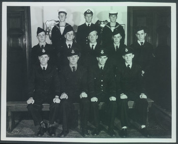 1956 A.T.C and Sea Cadets N.C.O.'s and Officers