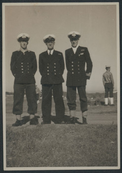 1956 Navy Cadet Display