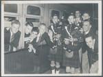 1949 Scotch College Football Team XVIII Tour to Adelaide